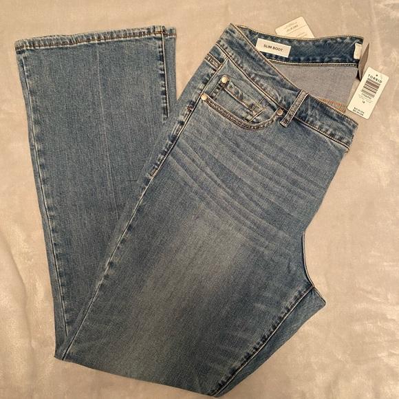 🟢 🆕 Torrid: Slim Boot Jeans: Size 18R